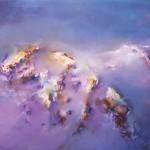 2011-De Nieve y de Fuego 115x146 cm