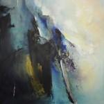 2013 - Parfum de l'améthyste - 100 x 81 cm