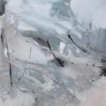 2015 Tintement de cristal-162x130 cm