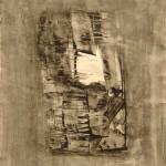 AM-Synchronicité- OE Papier-50x60 2012
