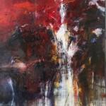 AM 2016 - A la croisée des Mondes 130 x 97 cm
