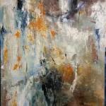AM 2017 - Emmergence de la clarté 130 x 97 cm