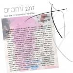 Arami 2017 Artistes